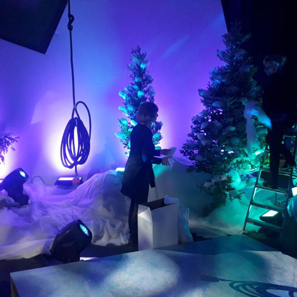 Yoko und Klaas Weihnachtsshow 2019